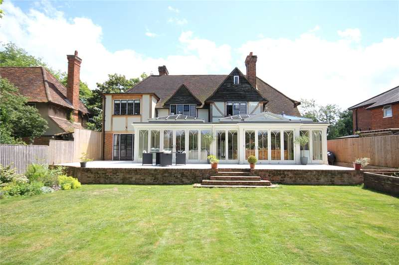 5 Bedrooms Detached House for sale in Bath Road, Maidenhead, Berkshire, SL6