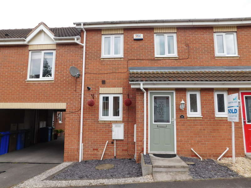 3 Bedrooms Terraced House for sale in Dewberry Gardens, Forest Town