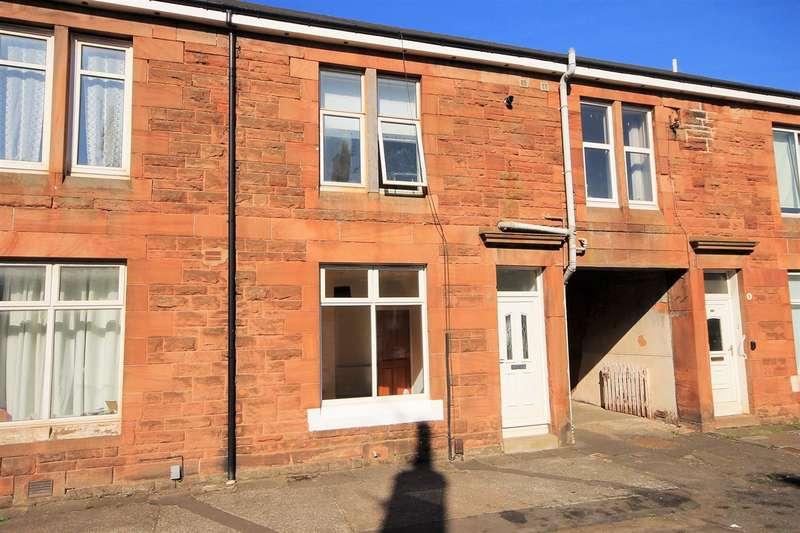 1 Bedroom Flat for sale in Elmbank Street, Bellshill