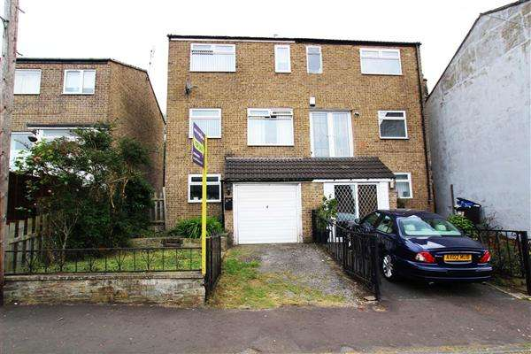 3 Bedrooms Semi Detached House for sale in Industrial Road, Sowerby Bridge