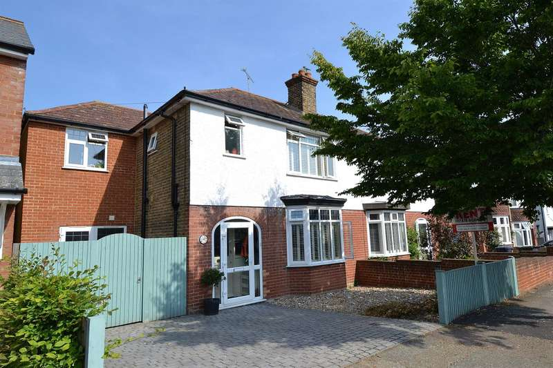 4 Bedrooms Semi Detached House for sale in Graystone Road, Tankerton, Whitstable
