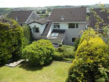 5 Bedrooms Detached House for sale in Elford Crescent, Plympton