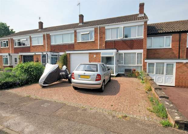 3 Bedrooms Terraced House for sale in Witchell, Wendover, Buckinghamshire