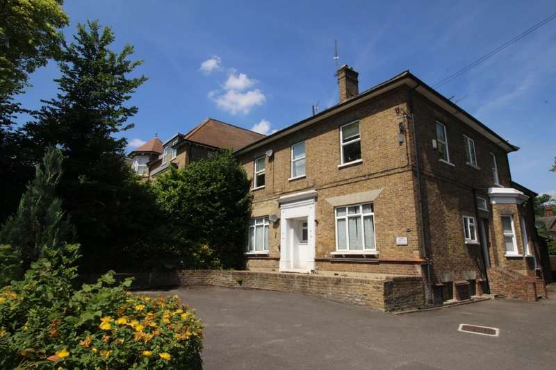 1 Bedroom Flat for sale in Egham Hill, Egham, TW20