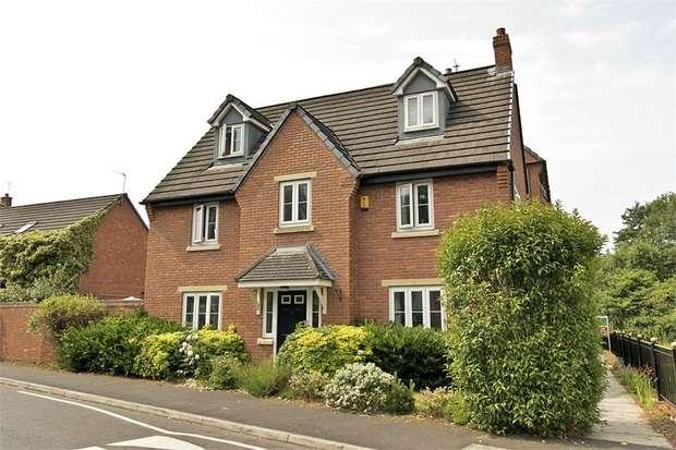 5 Bedrooms Detached House for sale in Applewood Grove, Halewood, Liverpool, Merseyside