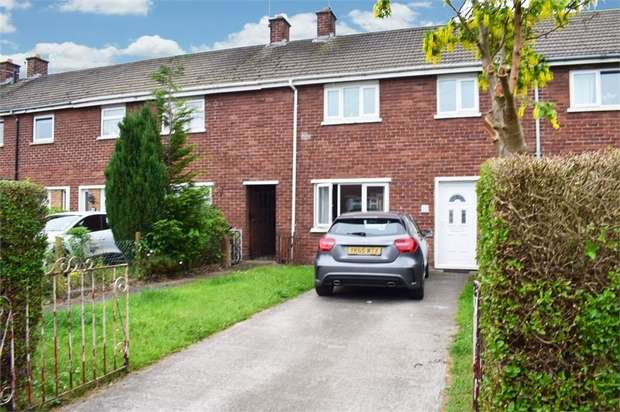 3 Bedrooms Terraced House for sale in Bolesworth Road, Chester, Cheshire