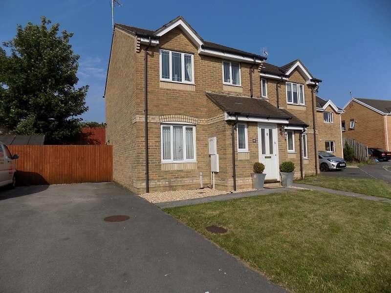 3 Bedrooms Semi Detached House for sale in Mackworth Street, Bridgend. CF31 1LP
