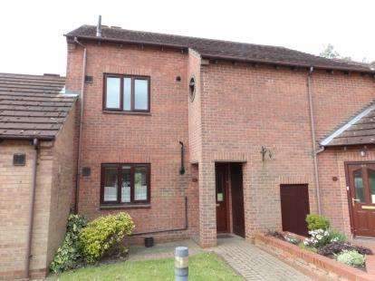 House for sale in Western Close, Ashby-De-La-Zouch, Leicestershire