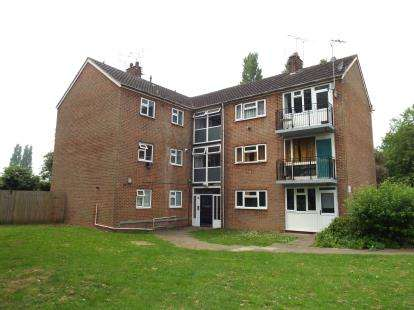 1 Bedroom Flat for sale in Everdon Road, Holbrooks, Coventry