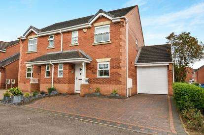 3 Bedrooms Semi Detached House for sale in Blythe Street, Glascote, Tamworth, Staffordshire