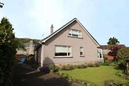 3 Bedrooms Detached House for sale in Millbrook Place, Menstrie