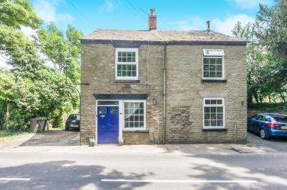 2 Bedrooms Semi Detached House for sale in Bollington Road, Bollington, Macclesfield, Cheshire