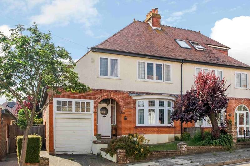 3 Bedrooms Semi Detached House for sale in East Cosham, Portsmouth