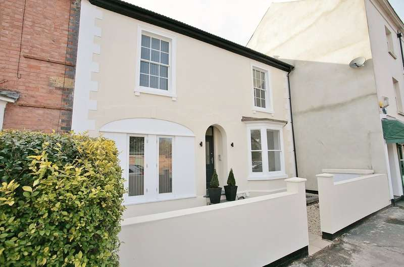 2 Bedrooms Flat for sale in Botanical House, Guys Cliffe Road, Leamington Spa