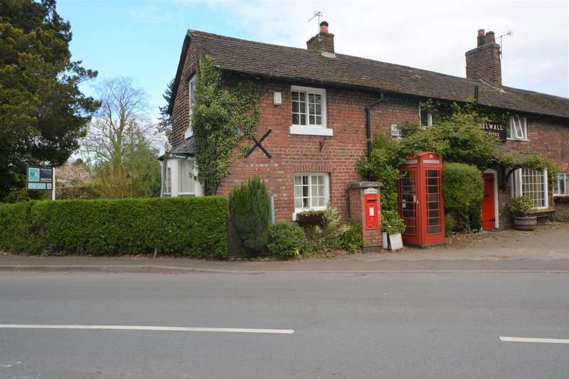 2 Bedrooms Cottage House for sale in Old Post Office, Bell Lane, Thelwall