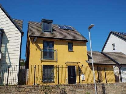 4 Bedrooms Detached House for sale in Plymstock, Devon