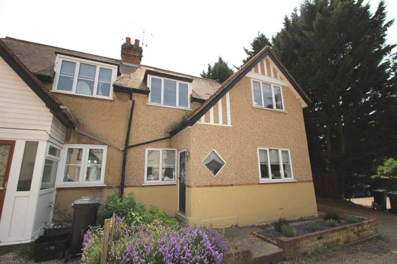 3 Bedrooms Semi Detached House for sale in Springfield Cottages, Heybridge