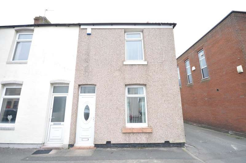 2 Bedrooms End Of Terrace House for sale in Styan Street, Fleetwood, Blackpool, Lancashire, FY7 6SU