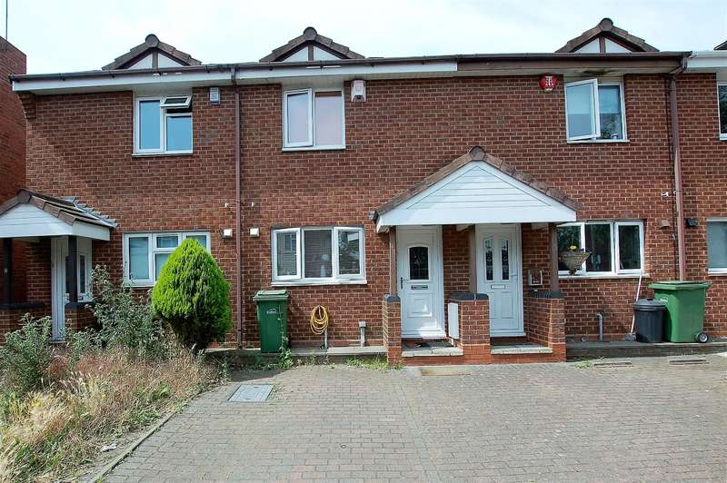 2 Bedrooms Terraced House for sale in Hickman Street, Stourbridge, DY9 7AX