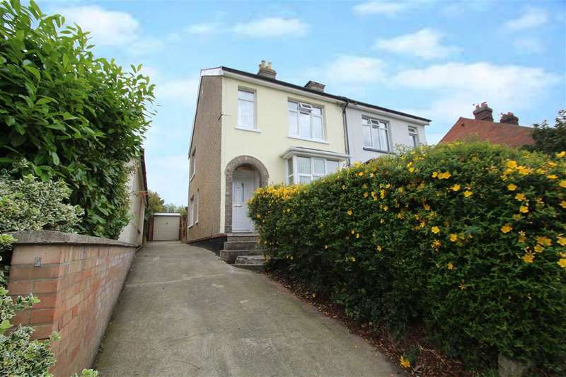 3 Bedrooms Semi Detached House for sale in Waldingfield Road, Sudbury