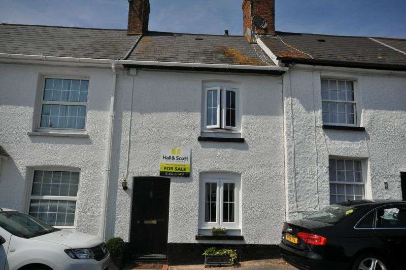 2 Bedrooms House for sale in CASTLE COTTAGES, CASTLE LANE, WOODBURY, NR EXETER, DEVON