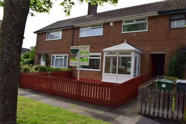 3 Bedrooms Terraced House for sale in Big Meadow Road, Wirral, Merseyside