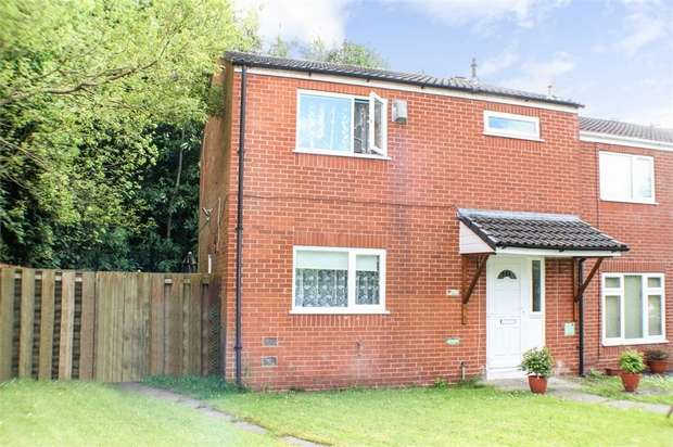 3 Bedrooms End Of Terrace House for sale in Ledburn, Skelmersdale, Lancashire