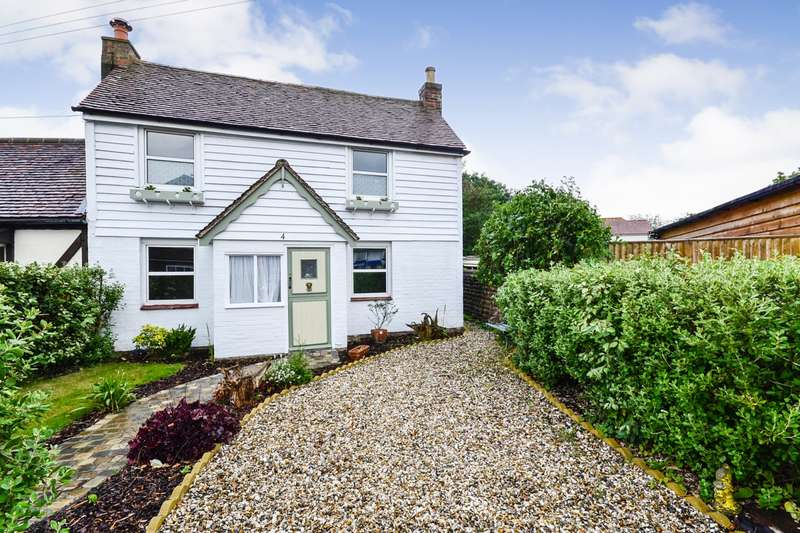 2 Bedrooms House for sale in Barnhorn Road, Bexhill-On-Sea, TN39