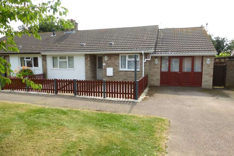 1 Bedroom Semi Detached Bungalow for sale in Bunkers Drive, Cotton End, Bedford, MK45