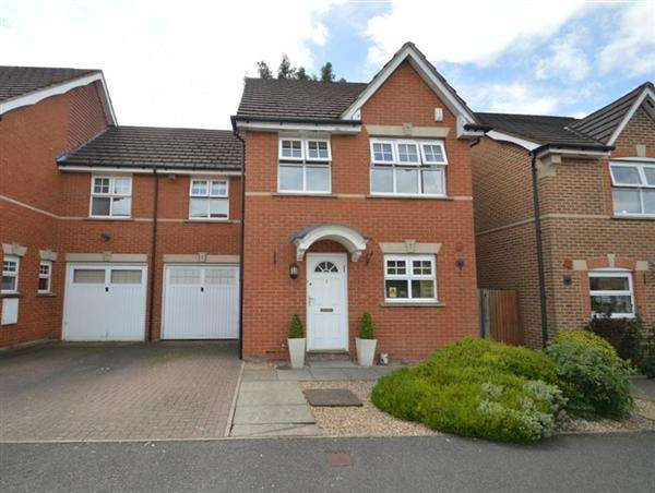 4 Bedrooms House for sale in Sebergham Grove, London