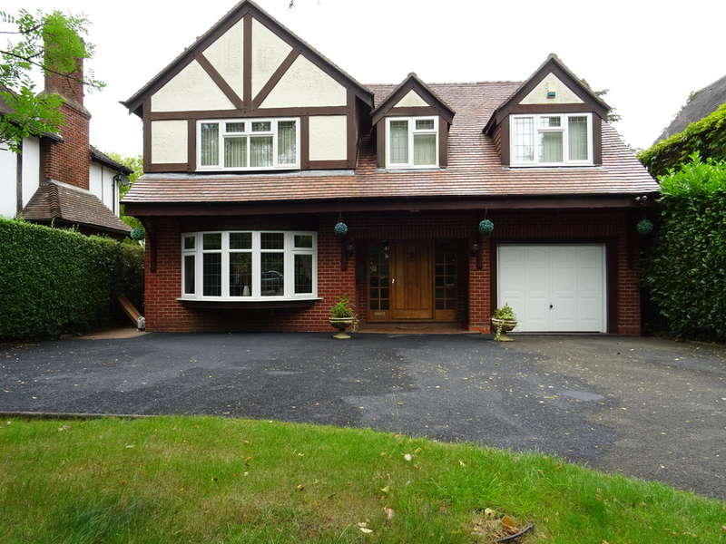 5 Bedrooms Detached House for sale in Stoneleigh Road, Coventry