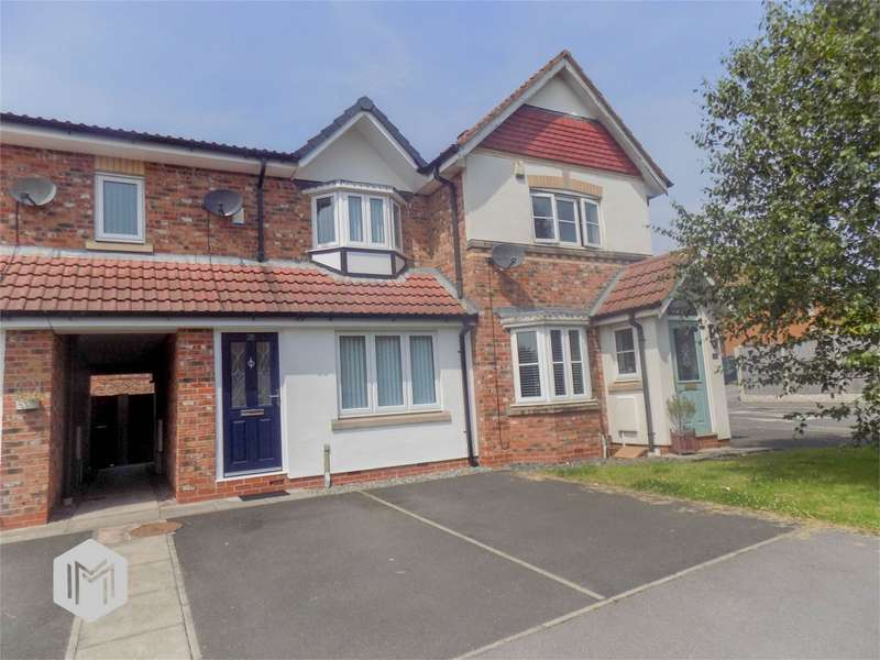 2 Bedrooms Terraced House for sale in Springburn Close, Horwich, Bolton, Lancashire