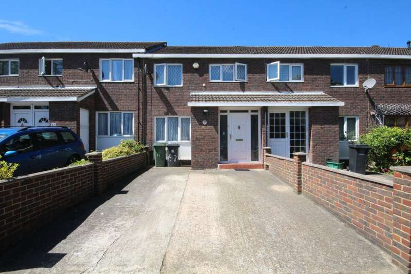 3 Bedrooms House for sale in Holmshaw Close, Sydenham, SE26