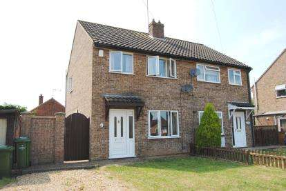 3 Bedrooms Semi Detached House for sale in Watlington, King's Lynn, Norfolk