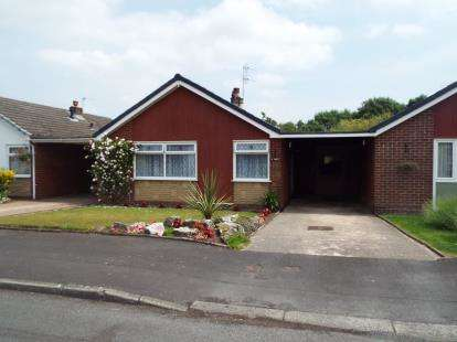 2 Bedrooms Bungalow for sale in Fernbank, Chorley, Lancashire, PR6