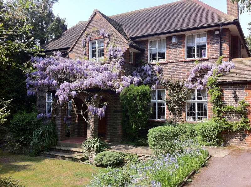 5 Bedrooms House for sale in Hartsbourne Avenue, Bushey Heath, WD23