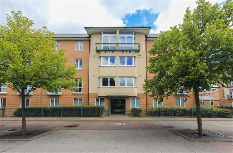 2 Bedrooms Apartment Flat for sale in Vellacott Close, Lloyd George Avenue, Cardiff