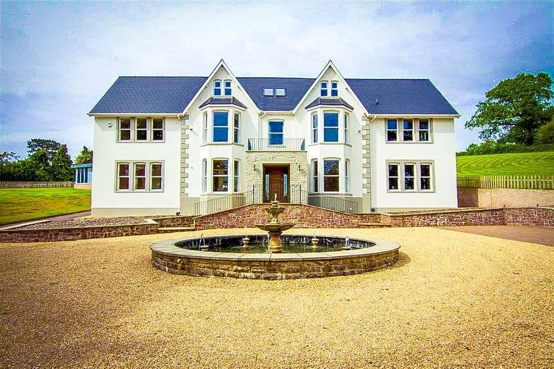 6 Bedrooms Unique Property for sale in Llanbadoc, Usk