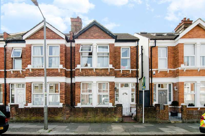 3 Bedrooms Semi Detached House for sale in Rostella Road, Tooting, SW17