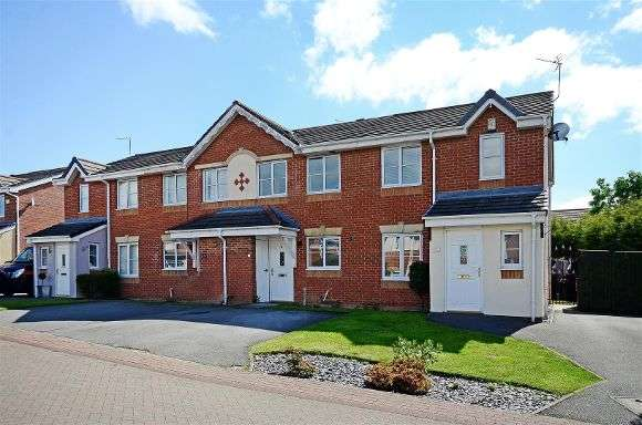 2 Bedrooms Property for sale in Keepers Close, Sheffield