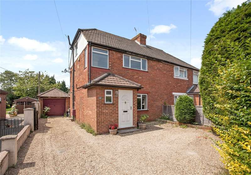 3 Bedrooms Semi Detached House for sale in Newtown Road, Marlow, Buckinghamshire, SL7