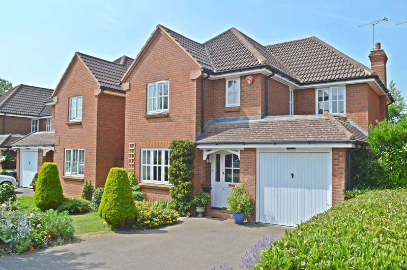 4 Bedrooms Detached House for sale in Cypress Avenue, Welwyn Garden City, AL7