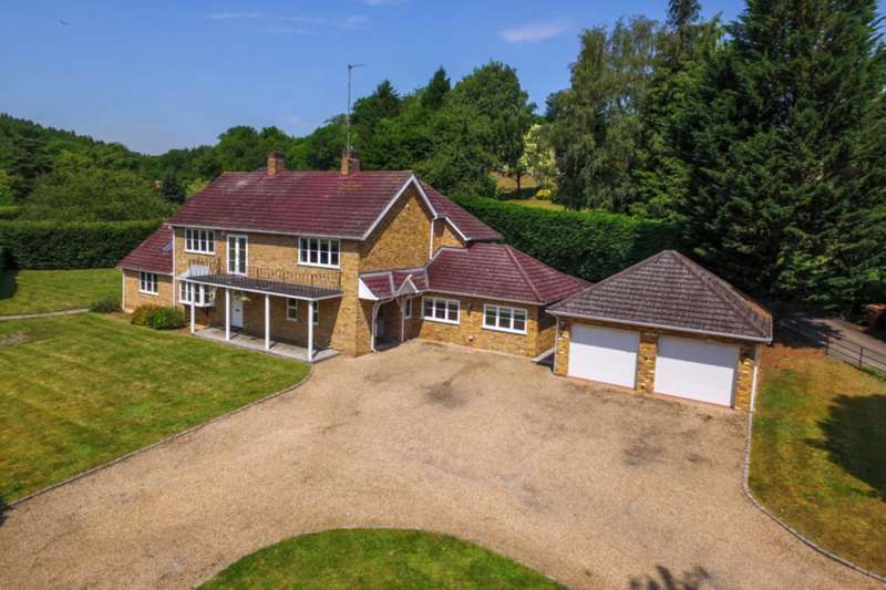 5 Bedrooms Detached House for sale in Lambridge Wood Road, Henley On Thames