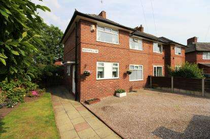 3 Bedrooms Semi Detached House for sale in Boothfield Road, Manchester, Greater Manchester