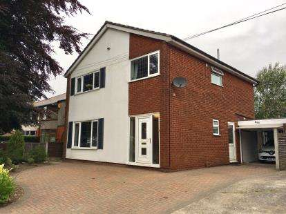 4 Bedrooms Detached House for sale in Sharoe Green Lane, Fulwood, Preston, Lancashire