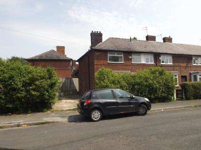 3 Bedrooms End Of Terrace House for sale in Osterley Road, Manchester, Greater Manchester