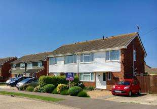 4 Bedrooms Semi Detached House for sale in Burlington Gardens, Selsey, Chichester, West Sussex