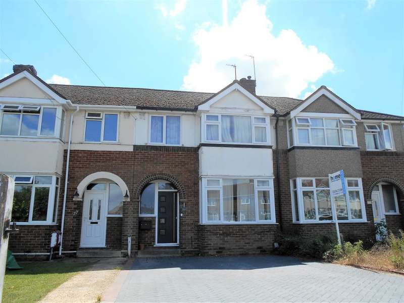 3 Bedrooms Terraced House for sale in Winchester Road, Bedford, Bedfordshire, MK42 0SA