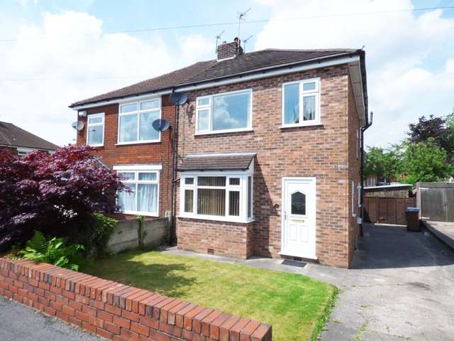3 Bedrooms Semi Detached House for sale in Fairway, Chorley, PR7