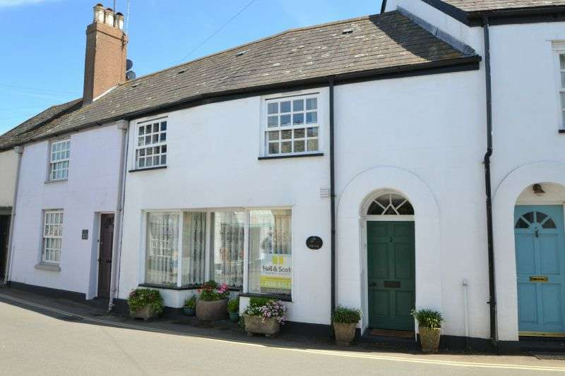 2 Bedrooms Cottage House for sale in THE STRAND, LYMPSTONE, NR EXETER, DEVON